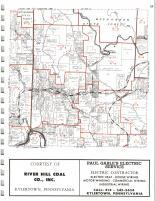 Map Image 030, Clearfield County 1973